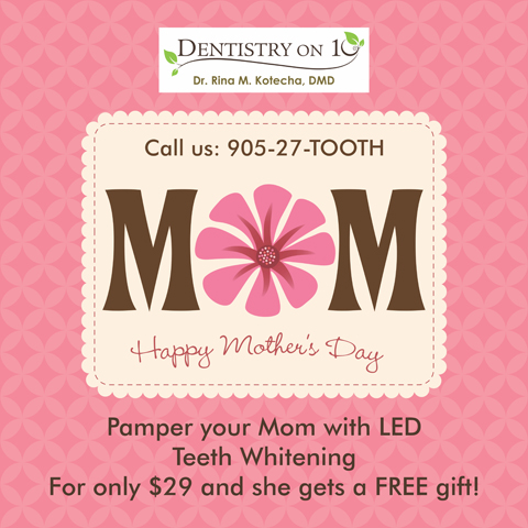 Specials Mississauga - Mothers Day Offer 1