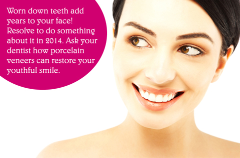 Restore your beautiful smile in Mississauga this year...