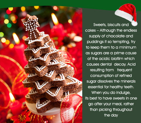 An invitation to control your sweet tooth this Christmas