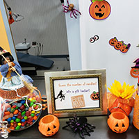 Dr Rina Kotecha Community Events - Halloween 2018 Image 1