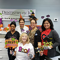 Dr Rina Kotecha Community Events - Halloween 2018 Image 7