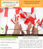 Monthly News Mississauga - July 2014