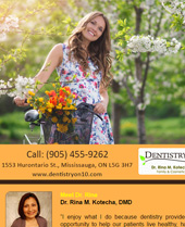 Dr Rina Kotecha Monthly News Mississauga March 2017