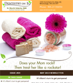 Monthly News Mississauga - May 2014