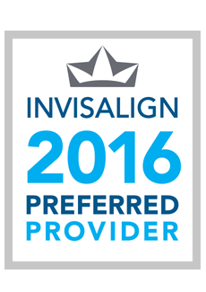Dental Mississauga - invisalign badge