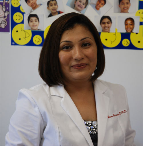 Port Credit Dental Services - Dr. Rina Kotecha