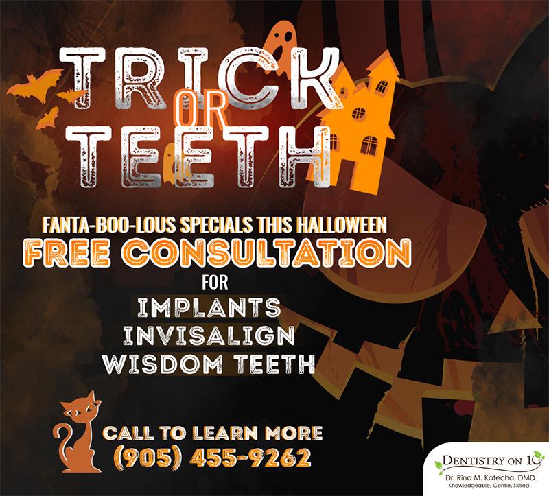 Trick or Teeth - Halloween 2021