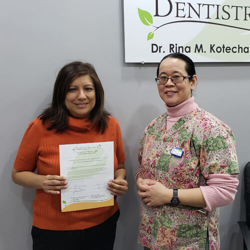 Elizabeth L., Patients who recently successfully completed Jeremy Bagnell at Dentistry on 10