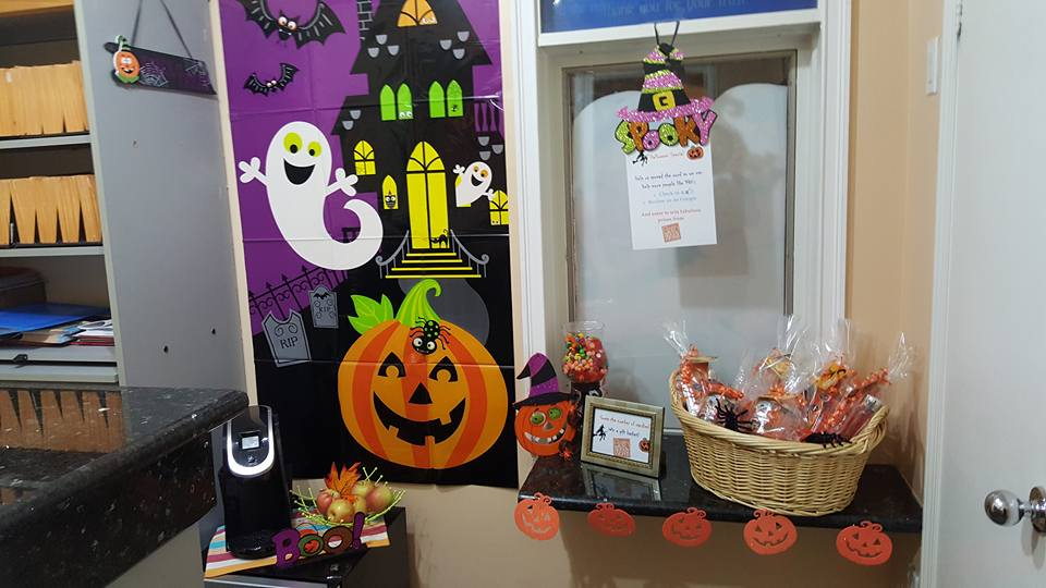 Dr Rina Kotecha Community Events - Halloween 2016 - 1