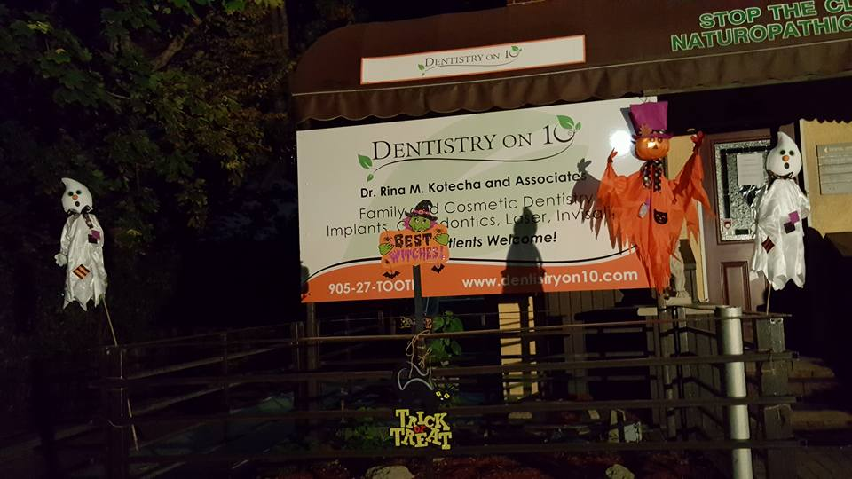 Dr Rina Kotecha Community Events - Halloween 2016 - 2
