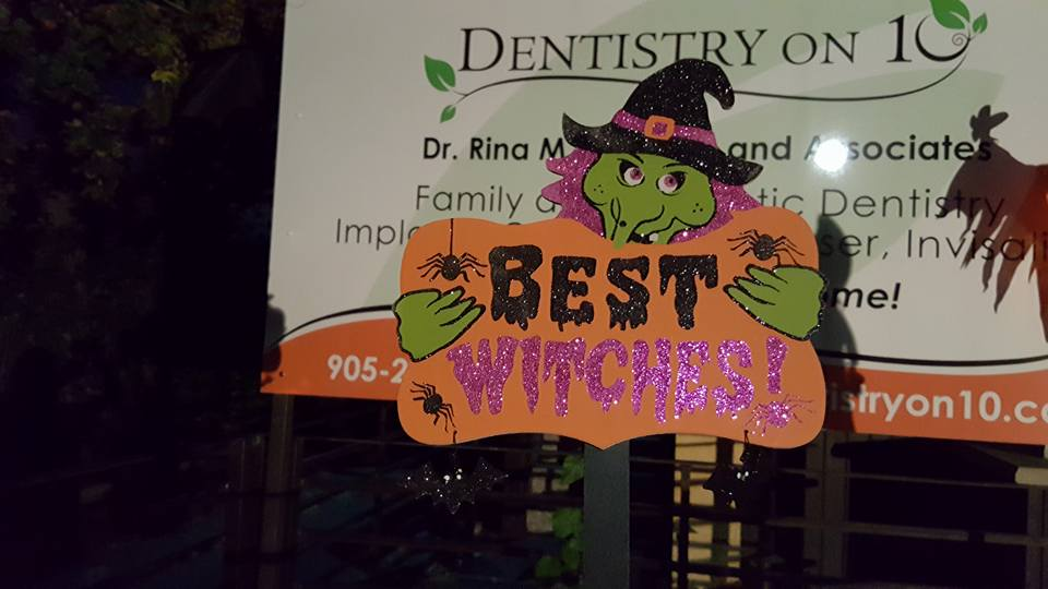 Dr Rina Kotecha Community Events - Halloween 2016 - 3