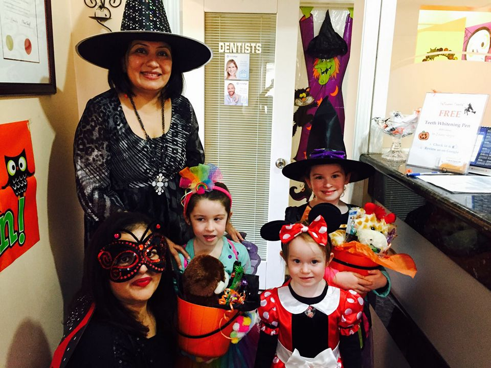 Dr Rina Kotecha Community Events - Halloween 2016 - 4