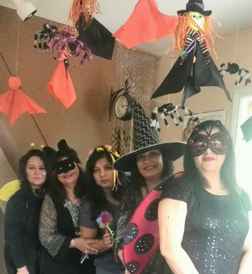 Dr Rina Kotecha Community Events - Halloween 2016 - 6
