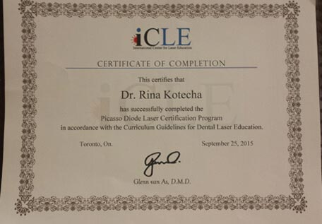 Dr. rina at laser soft  tissue procedures 05