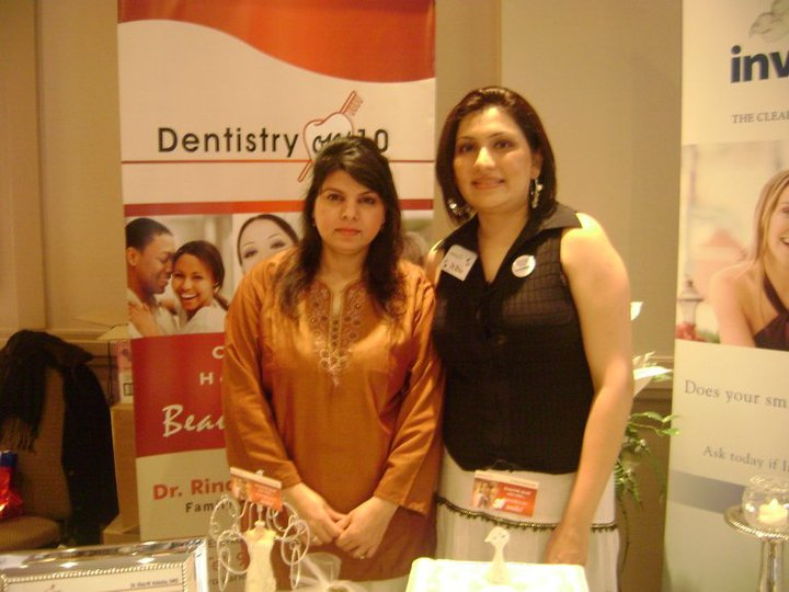 Dr Rina Kotecha at Bridal Show Booths - 01