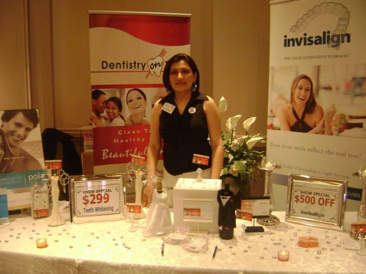 Dr Rina Kotecha at Bridal Show Booths - 02