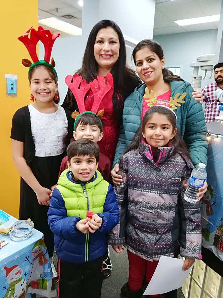 Dr Rina Kotecha Community Events - Christmas Party 2018 Image 3