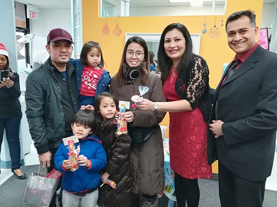 Dr Rina Kotecha Community Events - Christmas Party 2018 Image 4