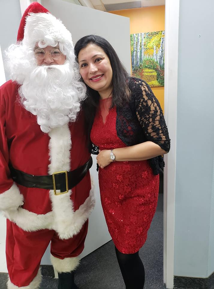 Dr Rina Kotecha Community Events - Christmas Party 2018 Image 8