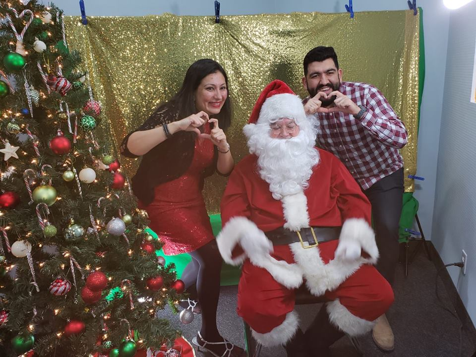 Dr Rina Kotecha Community Events - Christmas Party 2018 Image 9
