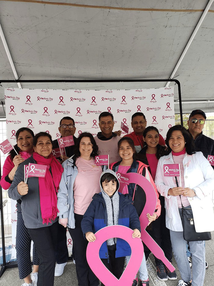 Dr Rina Kotecha at Mother's Day Walk 2019 Image 18