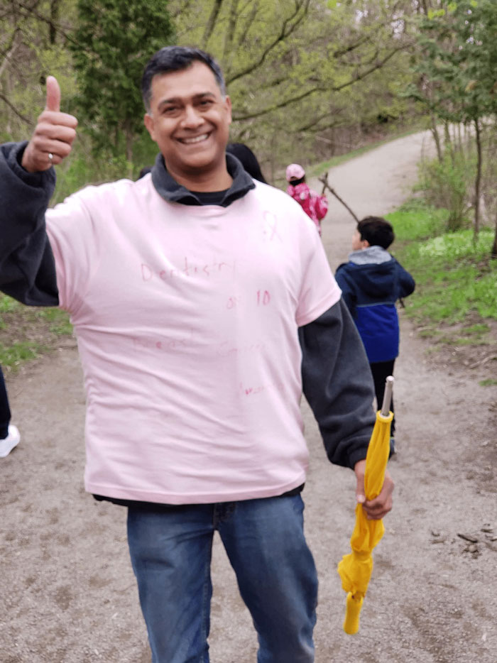 Dr Rina Kotecha at Mother's Day Walk 2019 Image 19