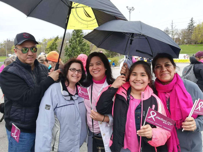 Dr Rina Kotecha at Mother's Day Walk 2019 Image 3