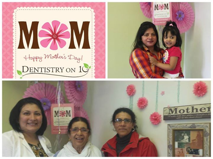 Dr Rina Kotecha Community Events - Mother's Day contest - 02
