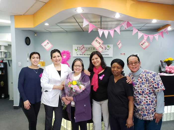 Dr Rina Kotecha at Mother's Day Walk 2019 Staff Photo 2