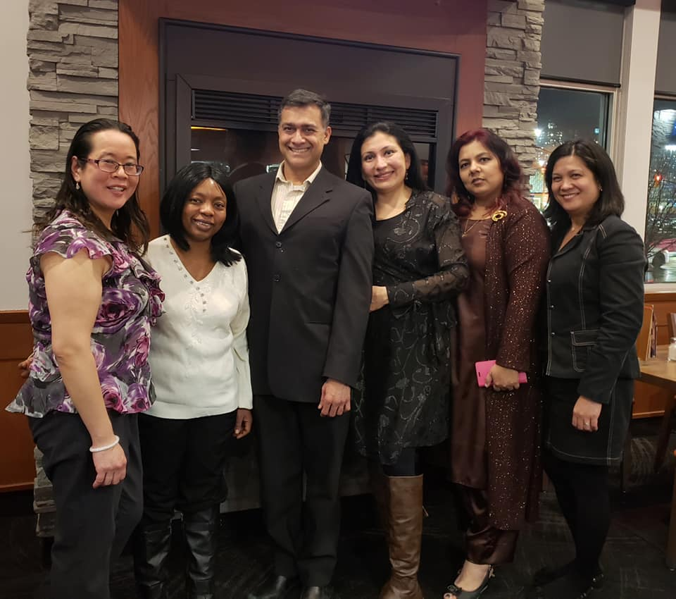 Dr Rina Kotecha Community Events - Fun time with the team Image 1