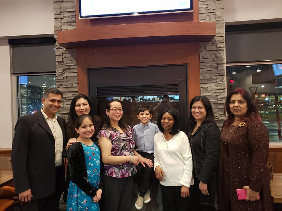 Dr Rina Kotecha Community Events - Fun time with the team Image 6