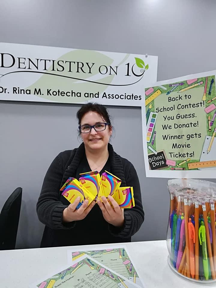 Hygienists Week 2020 Image 8 - Dr. Rina Kotecha