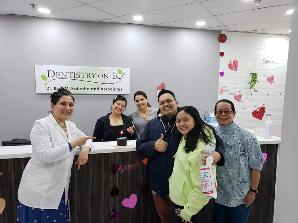 Juvy Birthday 2020 Image 6 - Dentistry On 10
