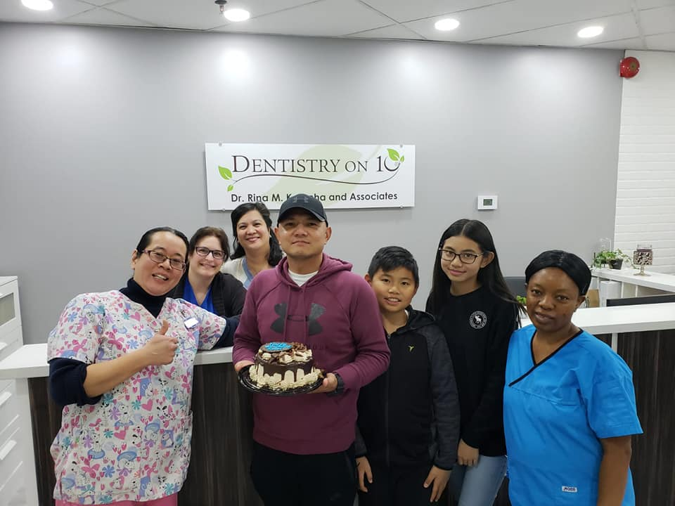 Juvy Birthday 2020 Image 9 - Dentistry On 10