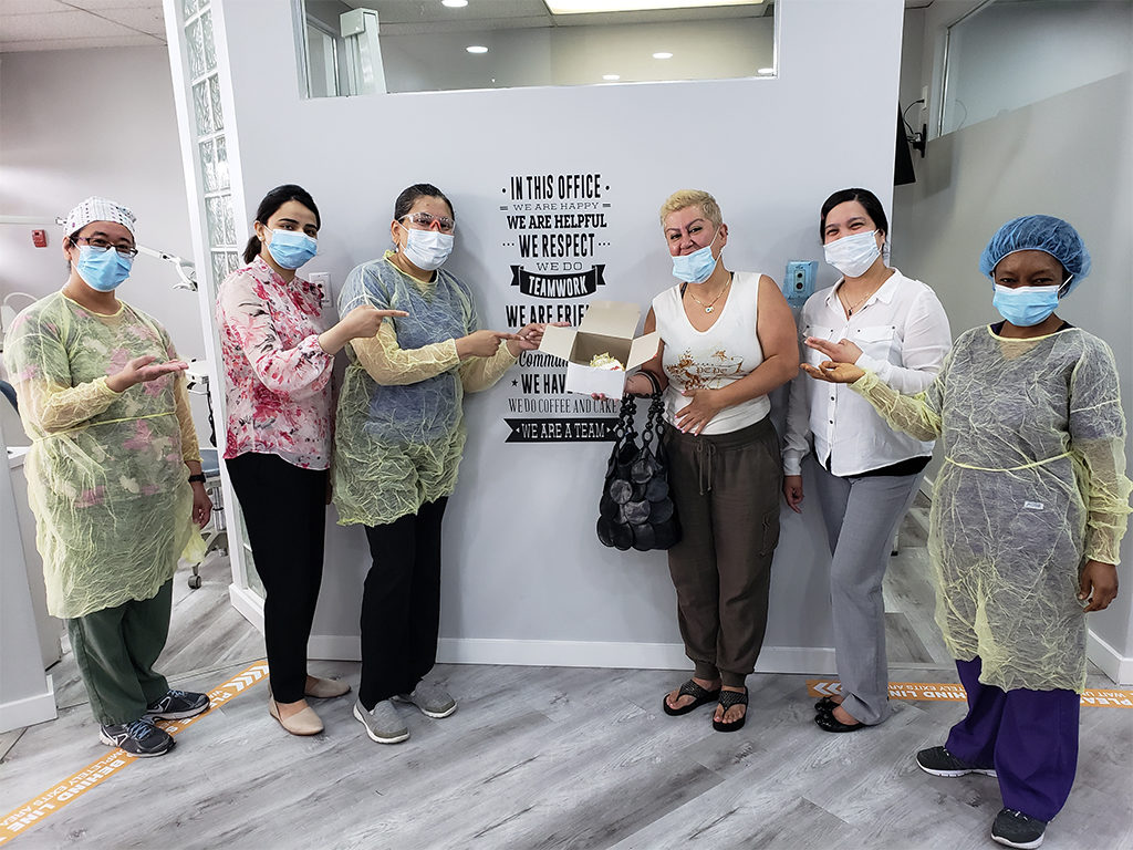 A surprise birthday treat for Dr. Rina Image 8 - Dentistry On 10