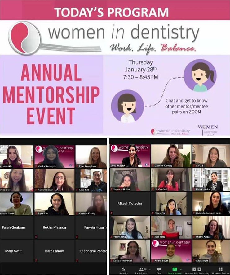 Annual Mentorship Event 2021 - Mississauga, ON