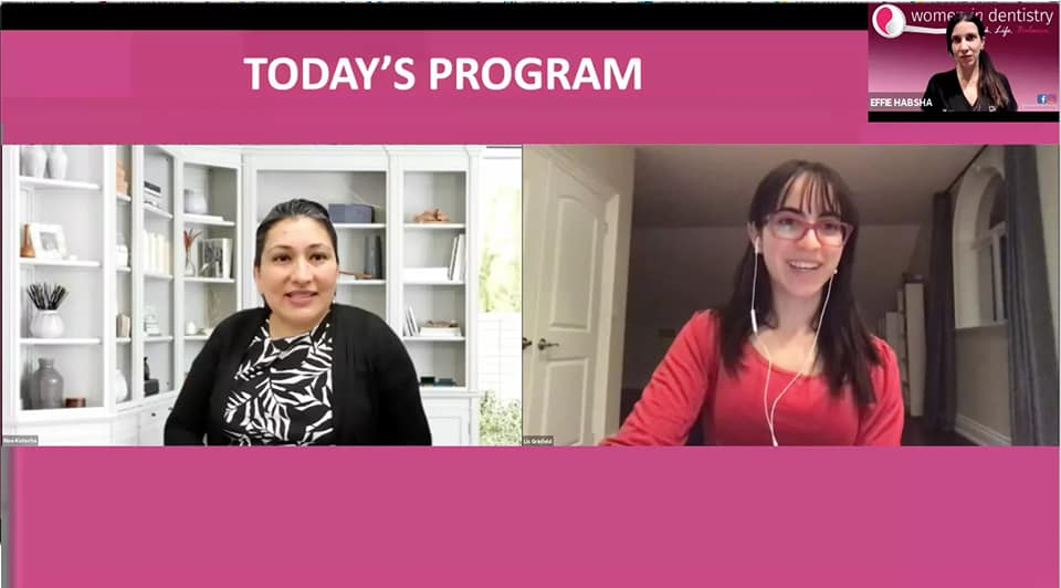 Dr. Rina Kotecha & her mentee Lis - Mississauga, ON
